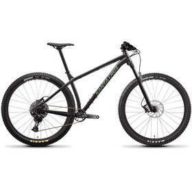 Santa Cruz Chameleon 7.1 AL D-Kit gloss black/green
